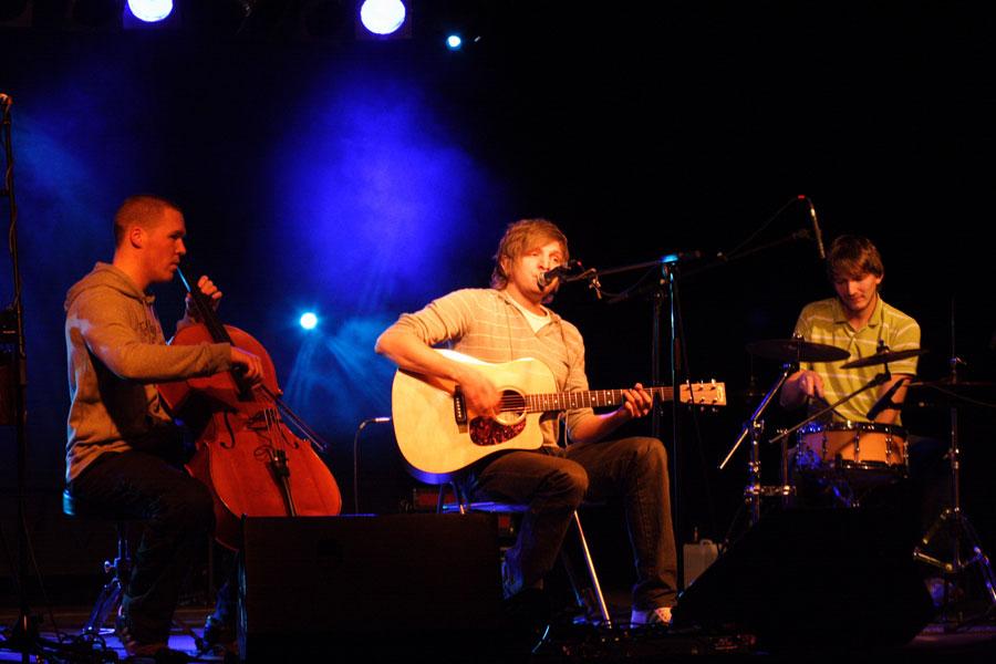 Samuel Harfst und Band