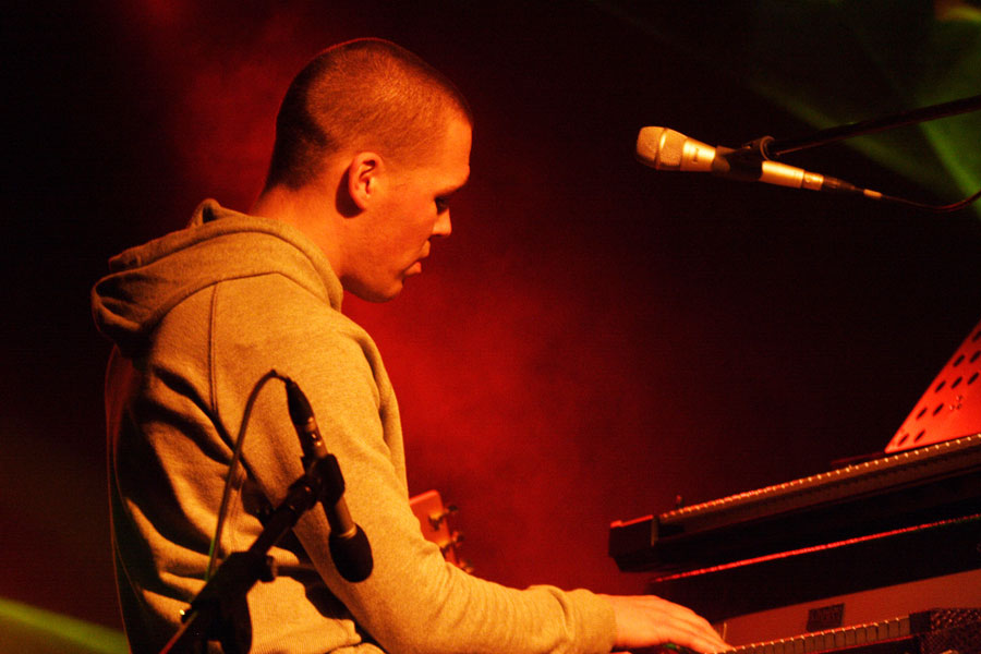 Keyboarder, Samuel Harfst