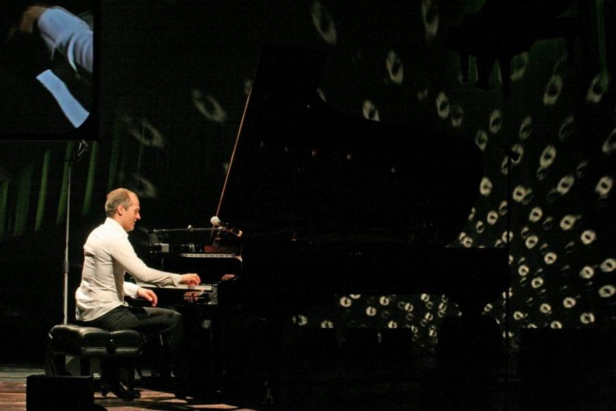 Pianist Joja Wendt